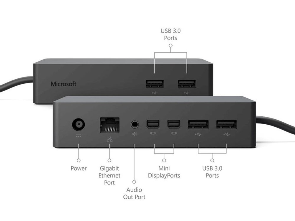 Surface Pro Expansion Dock