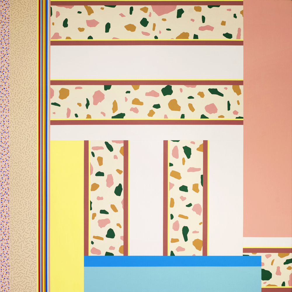 A Surface Application of Decoration Using the Slippery Feminine Arts of Disguise