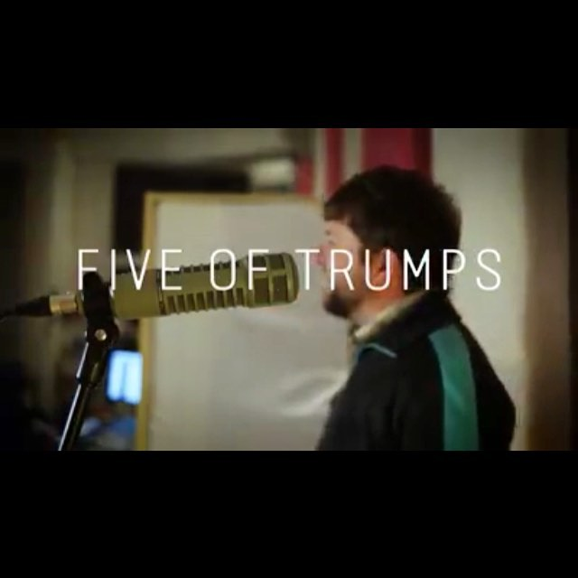 New live video for 'Five of Trumps' (link in bio). Filmed and edited by Daire Hall and Greg Purcell. Audio recorded and mixed by Stephen Dunne. We'll be playing in @thebernardshaw this Friday with @hidden_agenda DJs. Fun. 🇮🇪 #irishmusic #livevideo #stpatricksday #paddyseve #dublin #bernardshaw