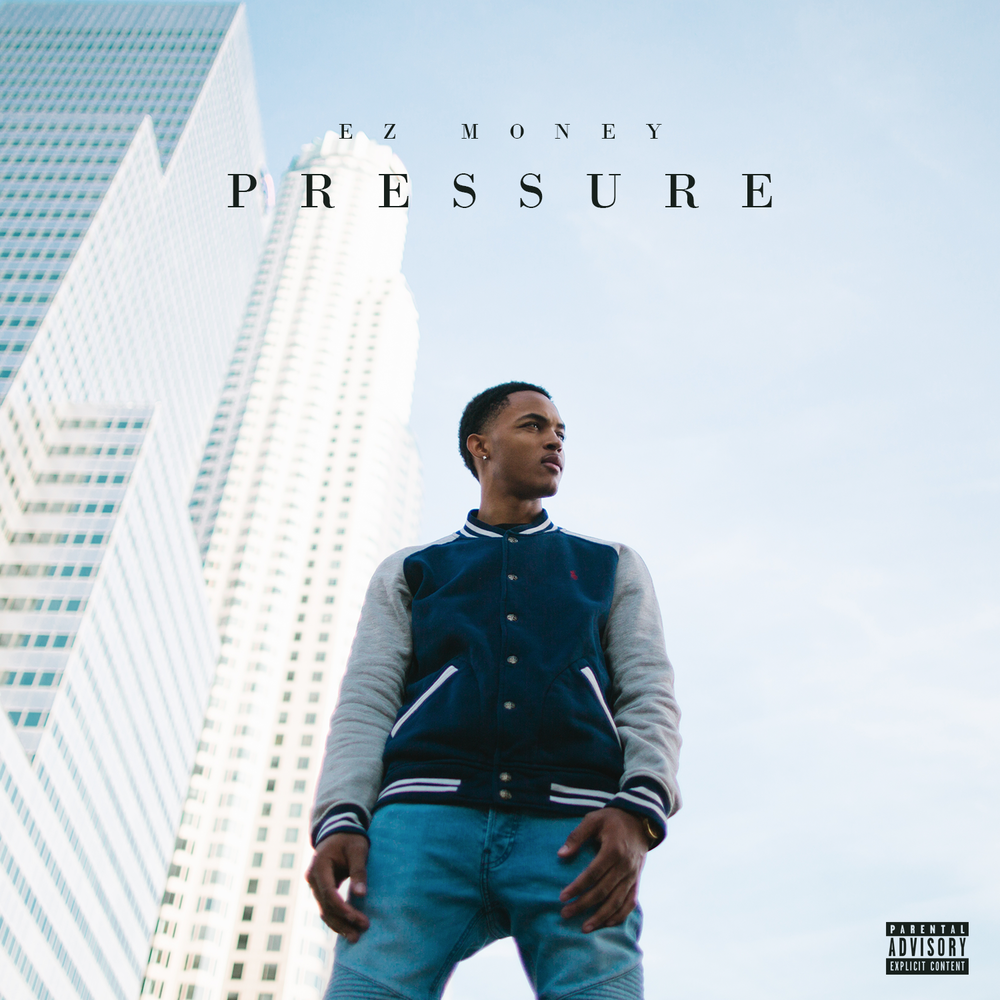 'Pressure' Single Cover Art