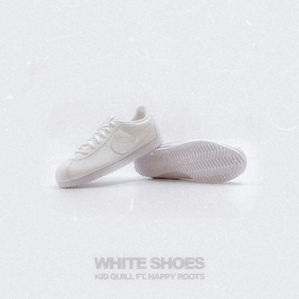 'White Shoes' Single Cover Art