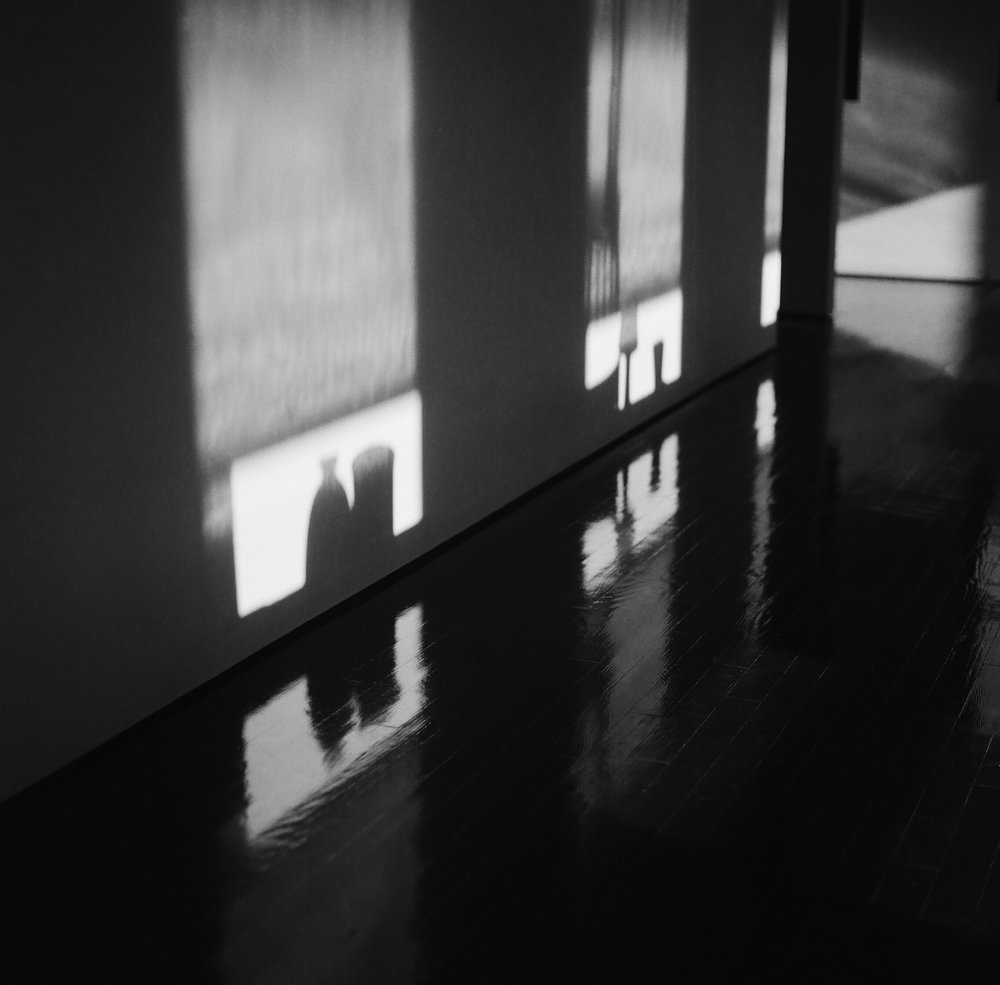[Watermill Center shadows]