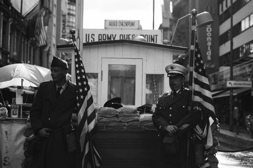 [Checkpoint Charlie - Berlin]