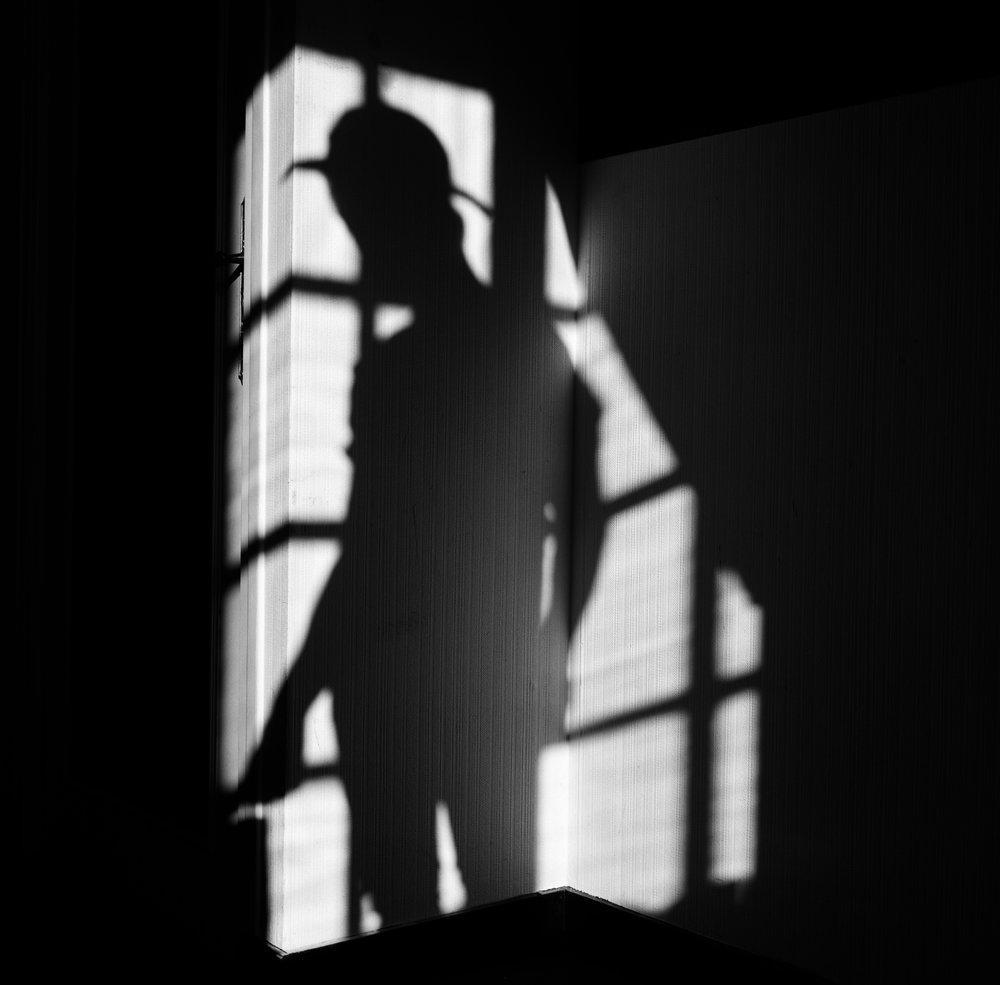[Shadow Autoportrait]