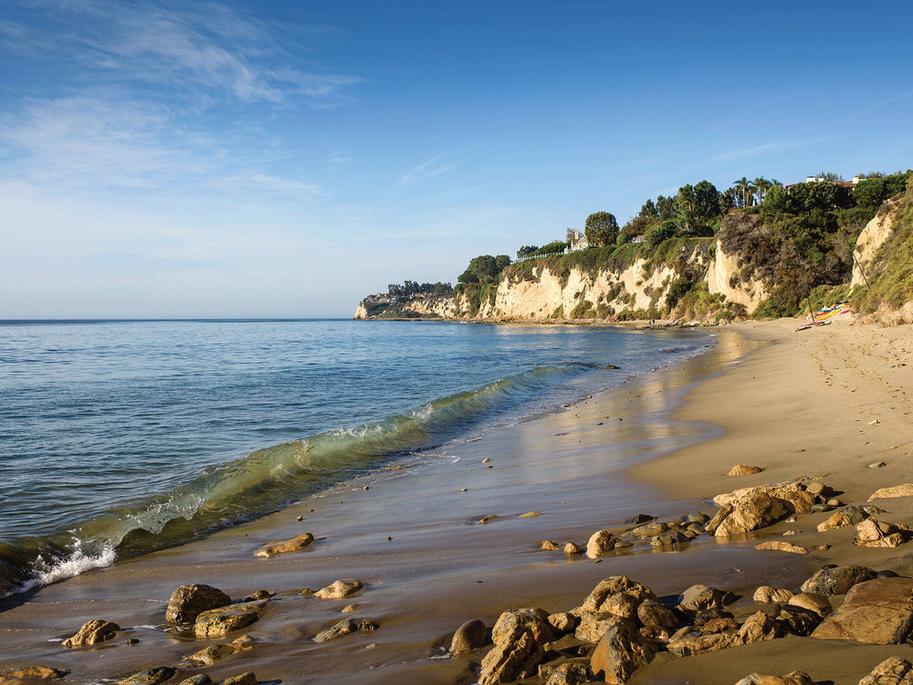 Malibu and the Hamptons have something in common, million-dollar views, billion-dollar residents and a location on one of the world's most iconic beaches.