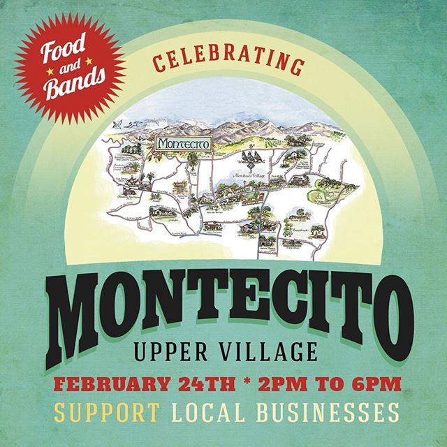 Join us for another great #montecitostrong event in Montecito's Upper Village, this weekend! Food provide by @montecitowinebistro @panevinoprov @villagecheeseandwine & Via Via, live music & free fun for all! . . . #compass #realestate #montecito #uppervillage #compasssantabarbara #compassrealestate #freefun