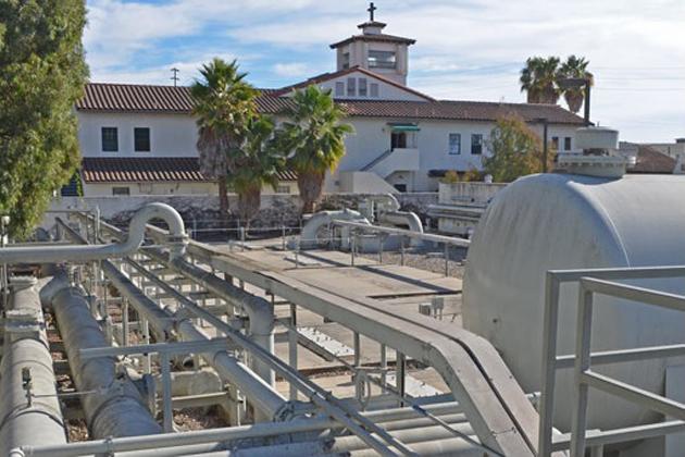 Santa Barbara Desalination Plant