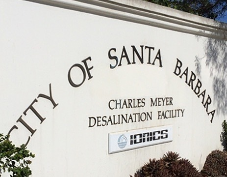 Our fabulous city just got a $10 million dollar grant for our desalination plant (see profile link for full article) 💦! . . . #santabarbara #compass #compassmontecito #desalination #fightingdrought #blogger #blog #bloggers