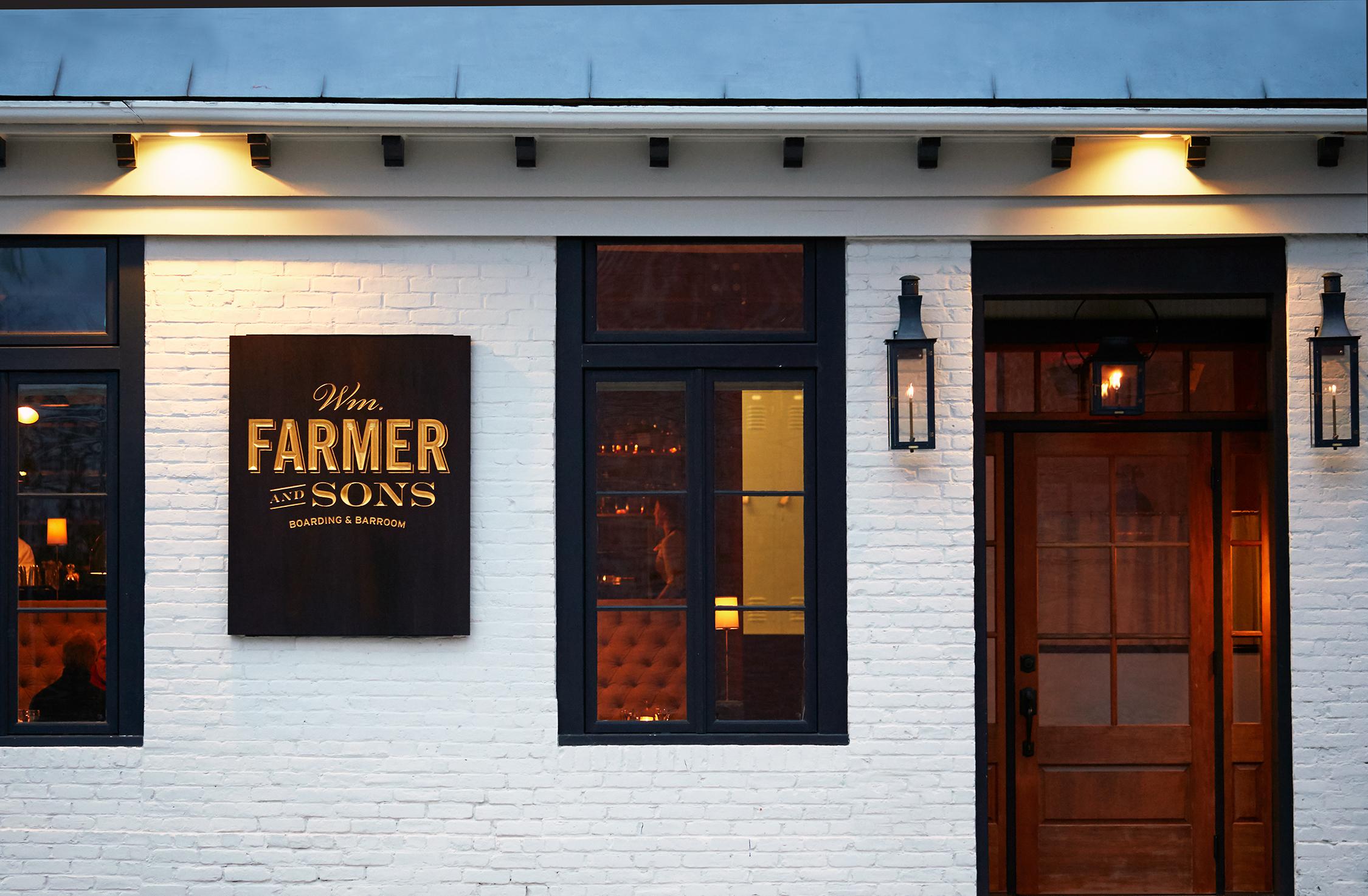 Barroom — Wm Farmer & Sons