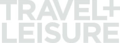 Travel + Leisure logo. Link to review of Wm. Farmer & Sons.