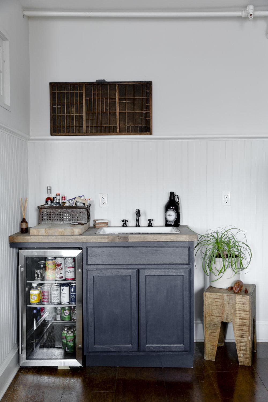 The Pennington Suite - wetbar