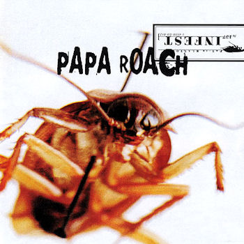 "Papa Roach ""Infest"" - Engineer"