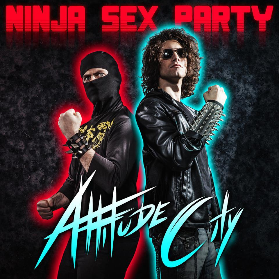 "Ninja Sex Party ""Attitude City"" - Engineer"