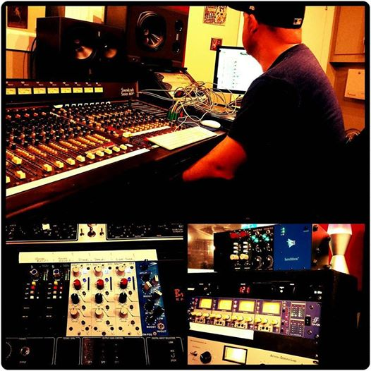 Asst. engineer at Buffalo Recording