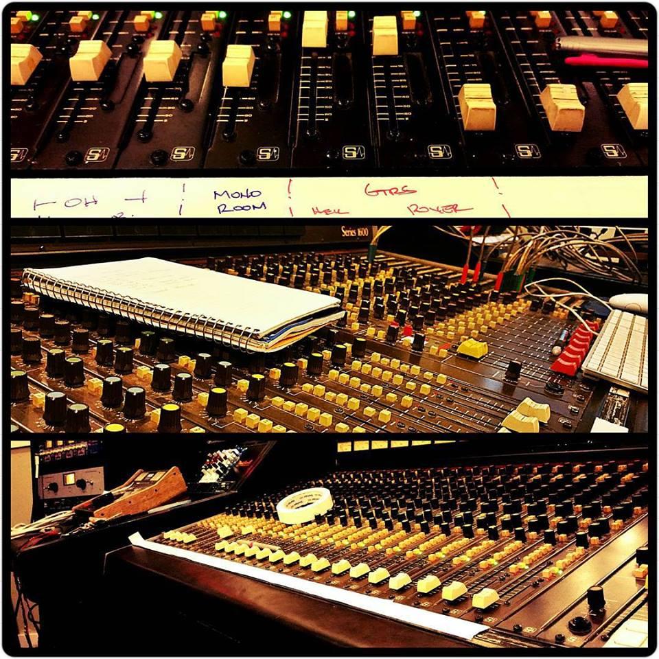Buffalo Recording