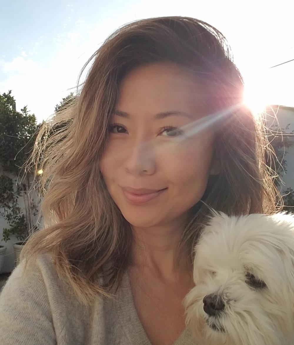 June farahan - Founder of the Love Beauty Wellness Festival