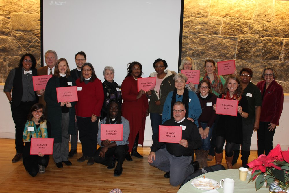 Parish Partnership Grantees