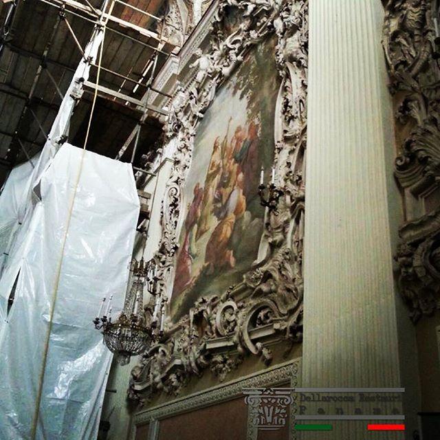Somos los únicos en todo #panama que nos tomamos la restauración en serio #restauración #materialesdeconstruccion #impermiable #construccion #paint #clientes