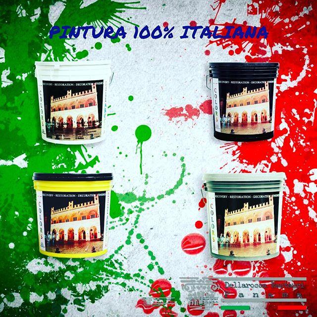 Dellarocca Restauri Panamá S.A. 🇵🇦 te trae pinturas de calidad fabricadas a estándares europeos a precios accessible #costadelestepty #panama #dellaroccarestauri #impermeable #lavable #pintura #paint #materialesdeconstruccion #color