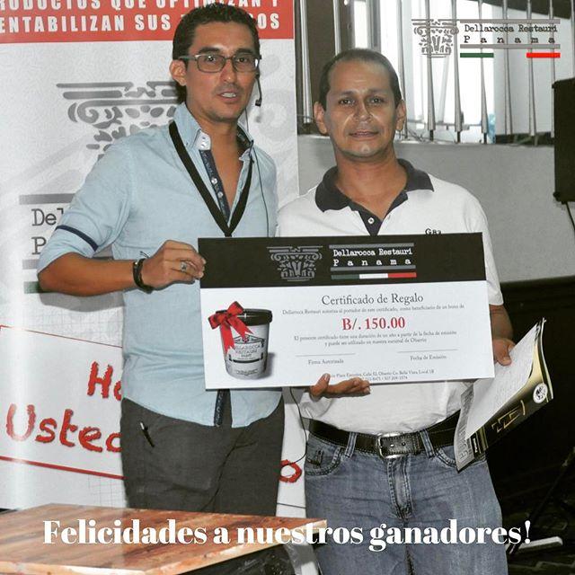 Nuestros Ganadores del taller HÁGALO USTED MISMO en la EXPOVIVIENDA 2017