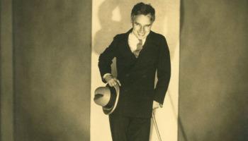 Chaplin by Edward Steichen, 1931