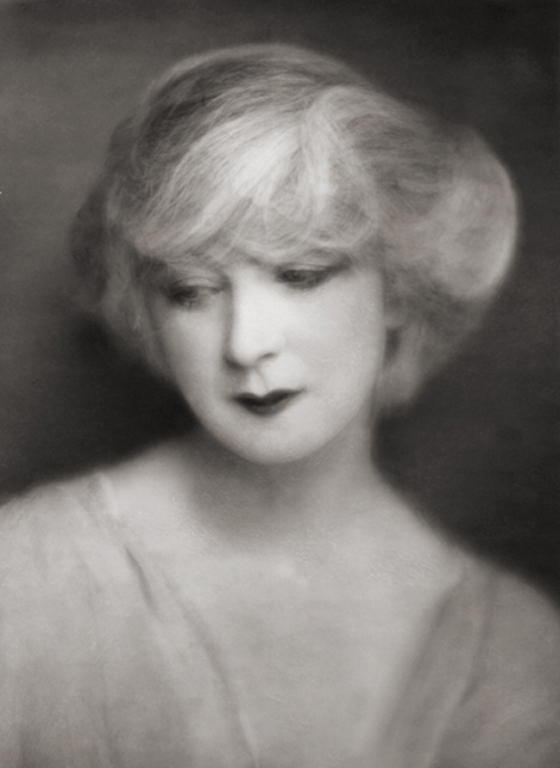 Ruth St. Denis, circa 1922