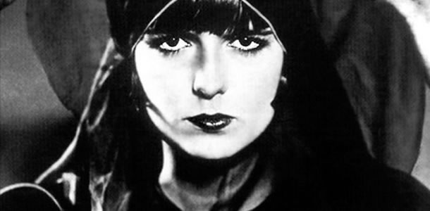 Louise Brooks in a still for  Pandora's Box  (1929)