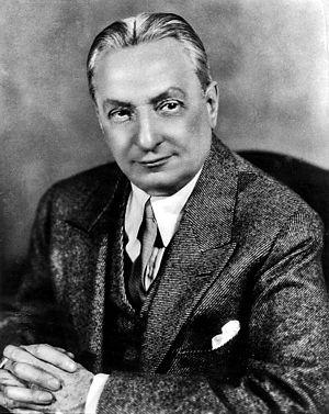 Florenz Ziegfeld, 1915