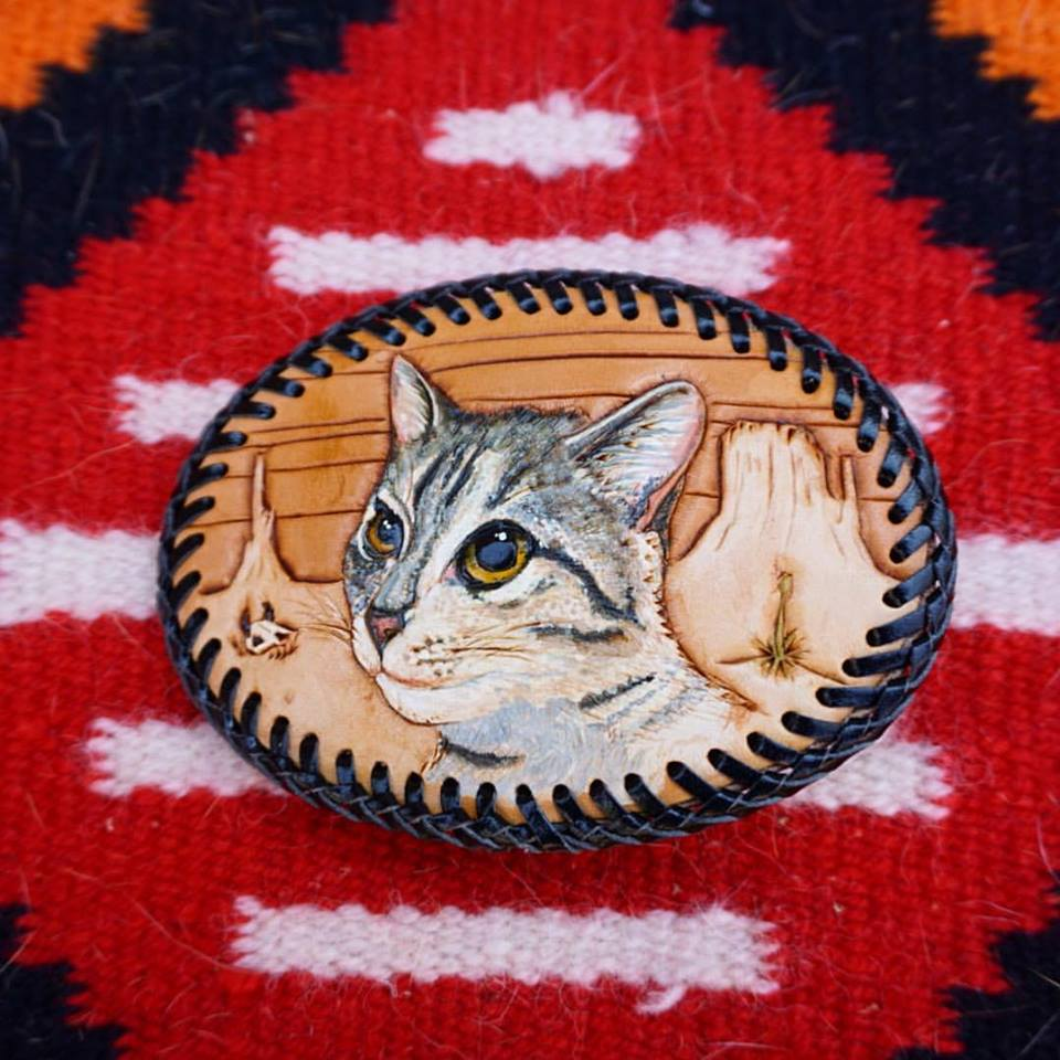 Custom Pet Buckle