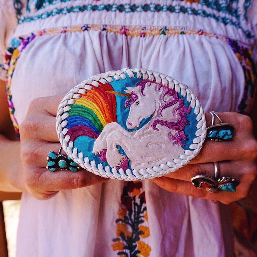 Unicorn Buckle