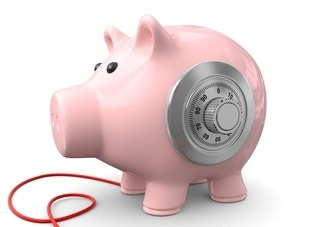 Protected Piggy Bank-Paid Stock photo.jpg