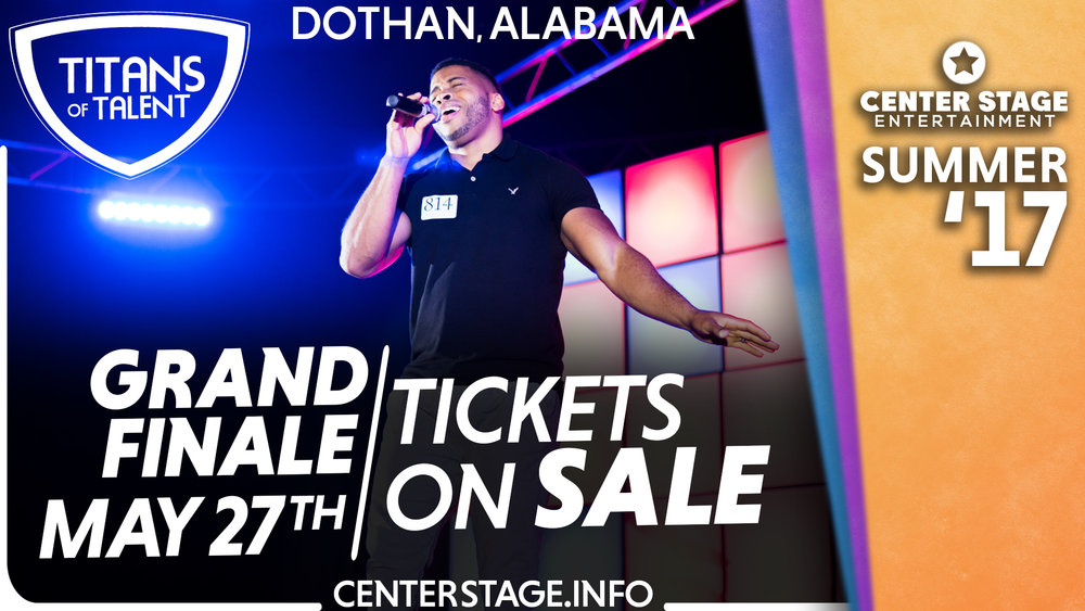 Titans Of Talent - Center Stage Dothan Alabama