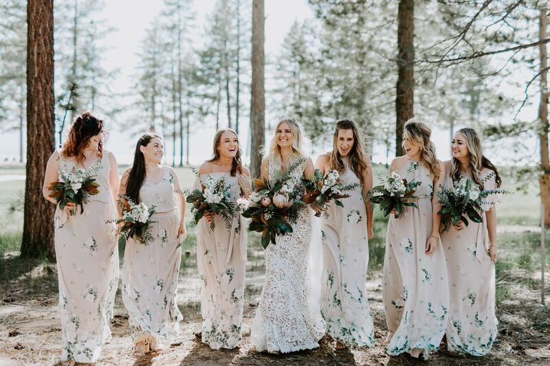 Show Me Your MuMu Bridesmaid Dress