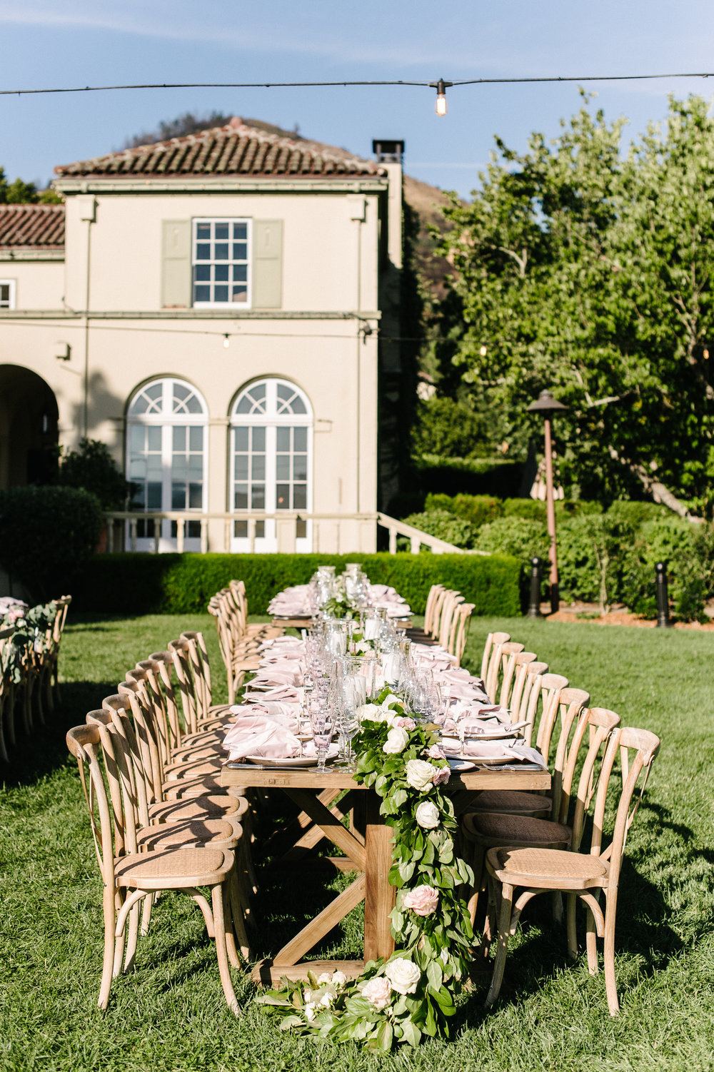 Chateau St Jean Wedding Sonoma Ca