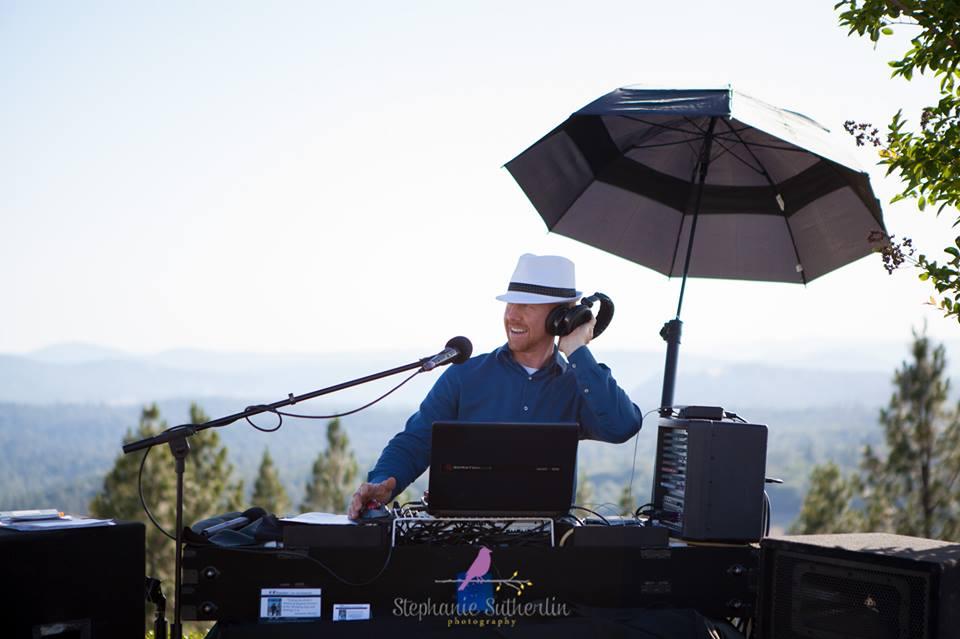DJ Grant Peterson