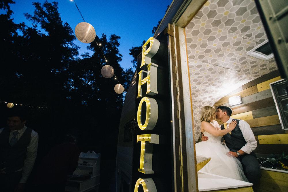 Wedding at Fausel Ranch