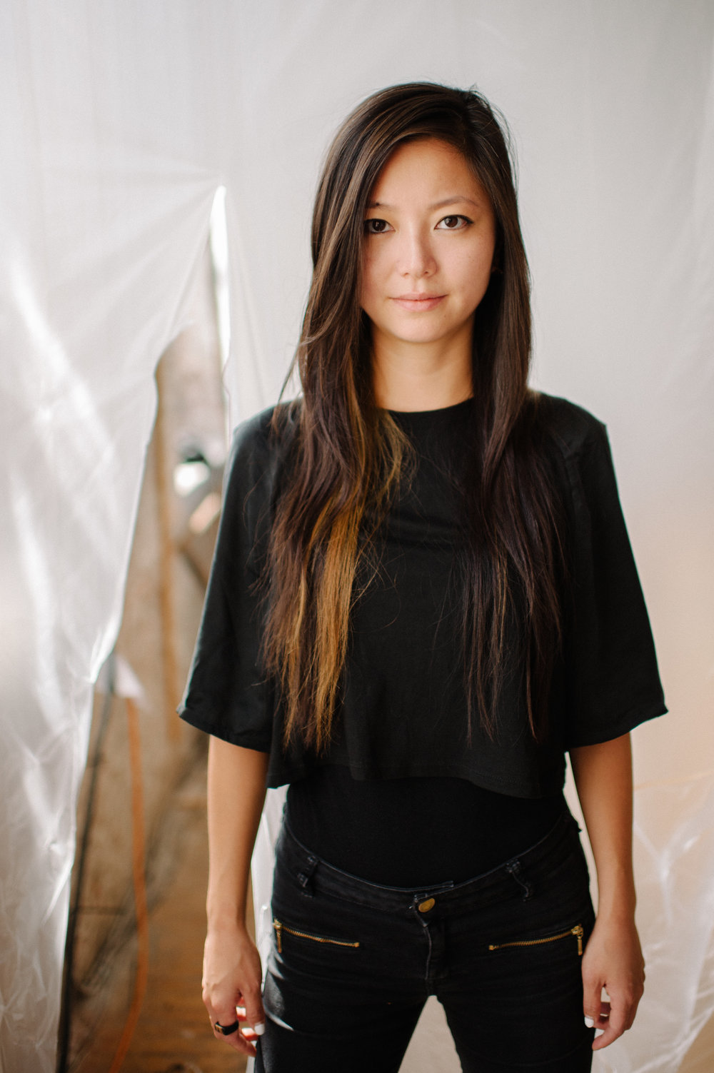 Vicky Chow (photo c/o Kaitlin Jane)