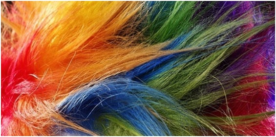 Cash in on 'Crayola-colour' as rainbow hair dye tops the beauty charts on eBay