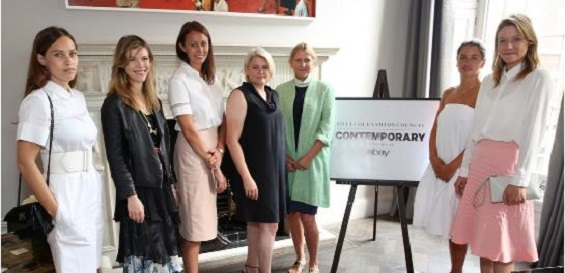 british fashion council & eBay Announce BFC contemporary initiative