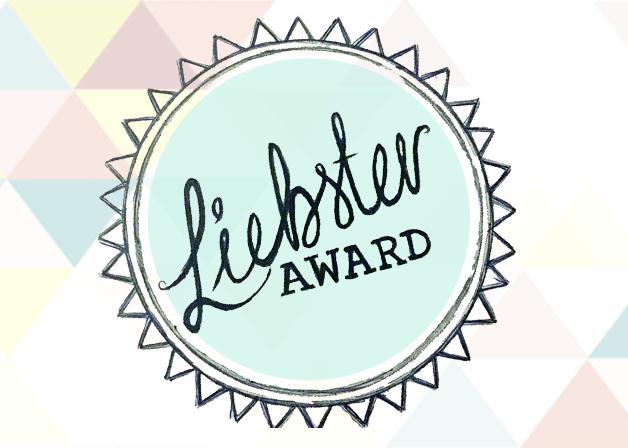 Liebster award illustration header
