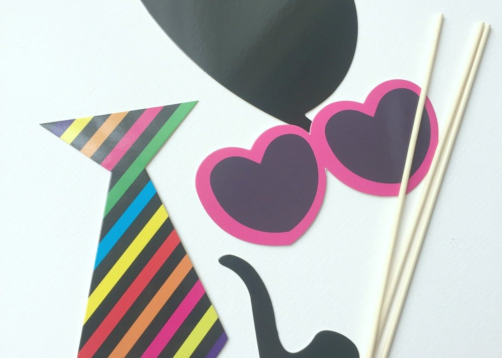 DIY Hen Party Gift Bags - Isoscella