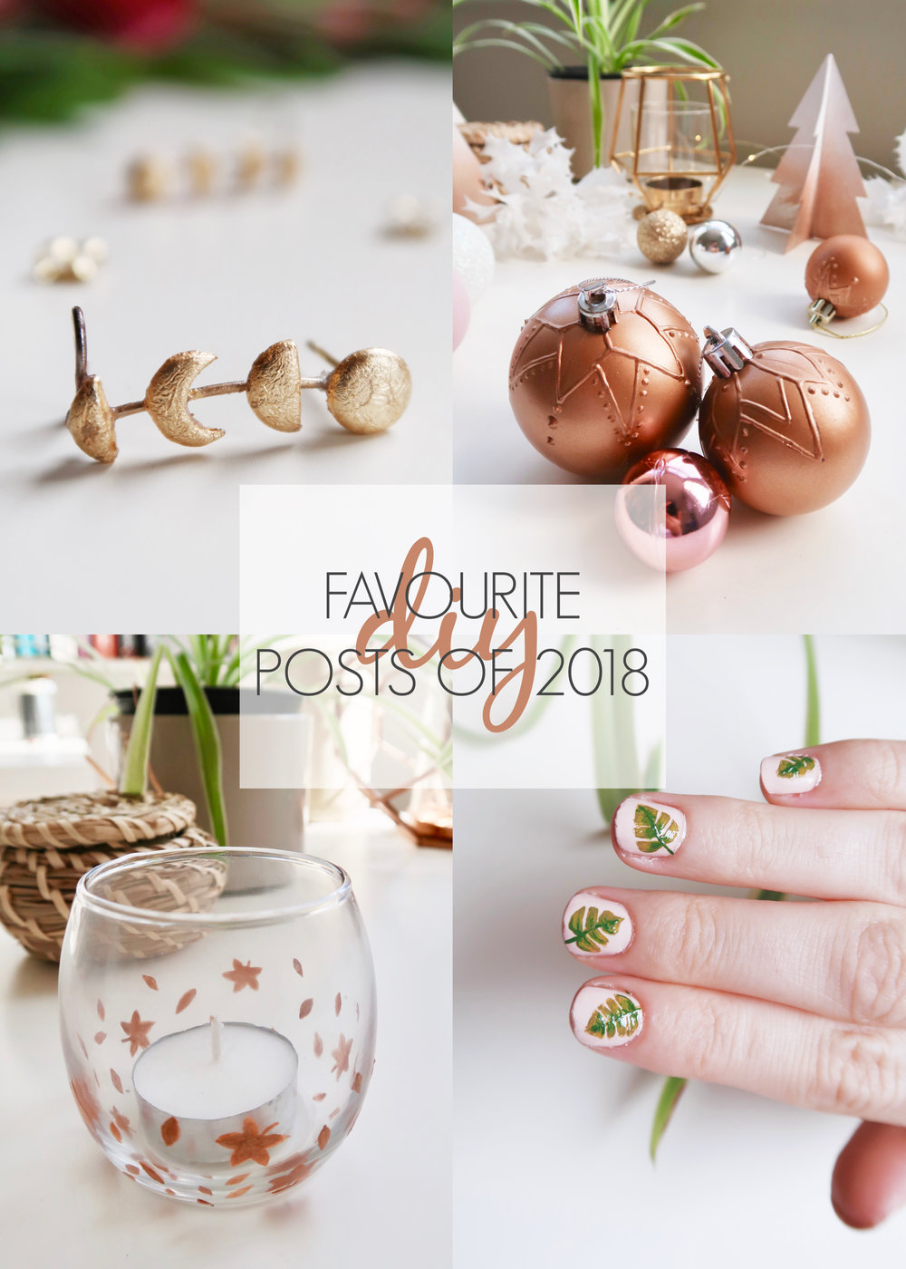 DIY Favourite Projects of 2018 by Isoscella