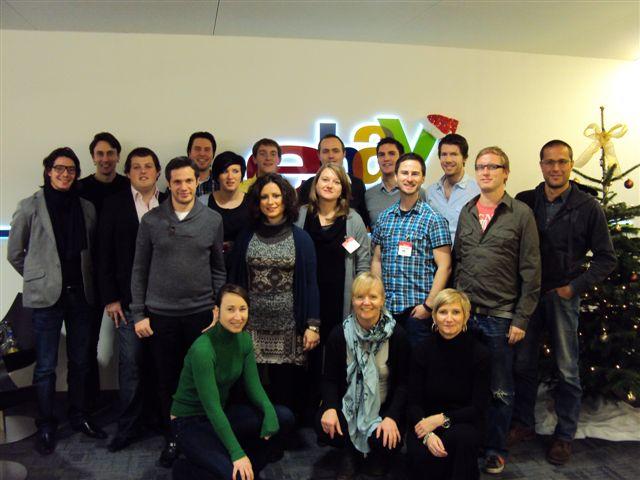Das Europäische Partner Netzwerk Team