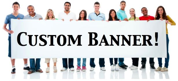 Custom Banner mit neuen Funktionen und Verbesserungen