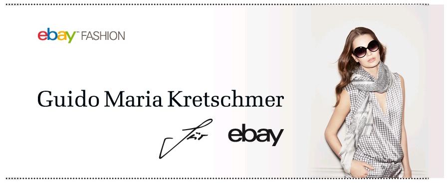 purchase cheap 2ea05 cd051 Guido Maria Kretschmer für eBay – Verkaufsstart der ...