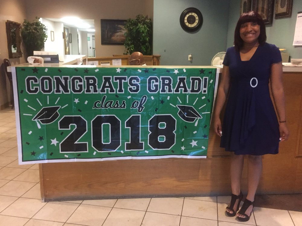 Ashley, Class of 2018 - Learn more about Ashley and her CCA classmates.