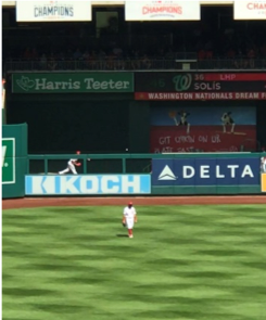 Koch & Delta: Side-by-Side at Nats Park and Against EXIM Opposition