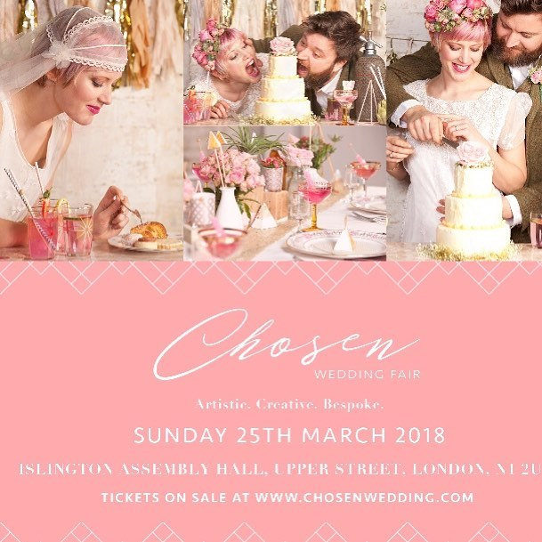 I am busy preparing for @chosenwedding fair and have TWO FREE TICKETS to give away! Just post your favourite couple picture @jofilmsweddings and I'll DM you if you win! ⭐️