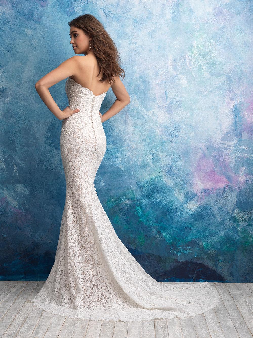Allure Bridals 9566