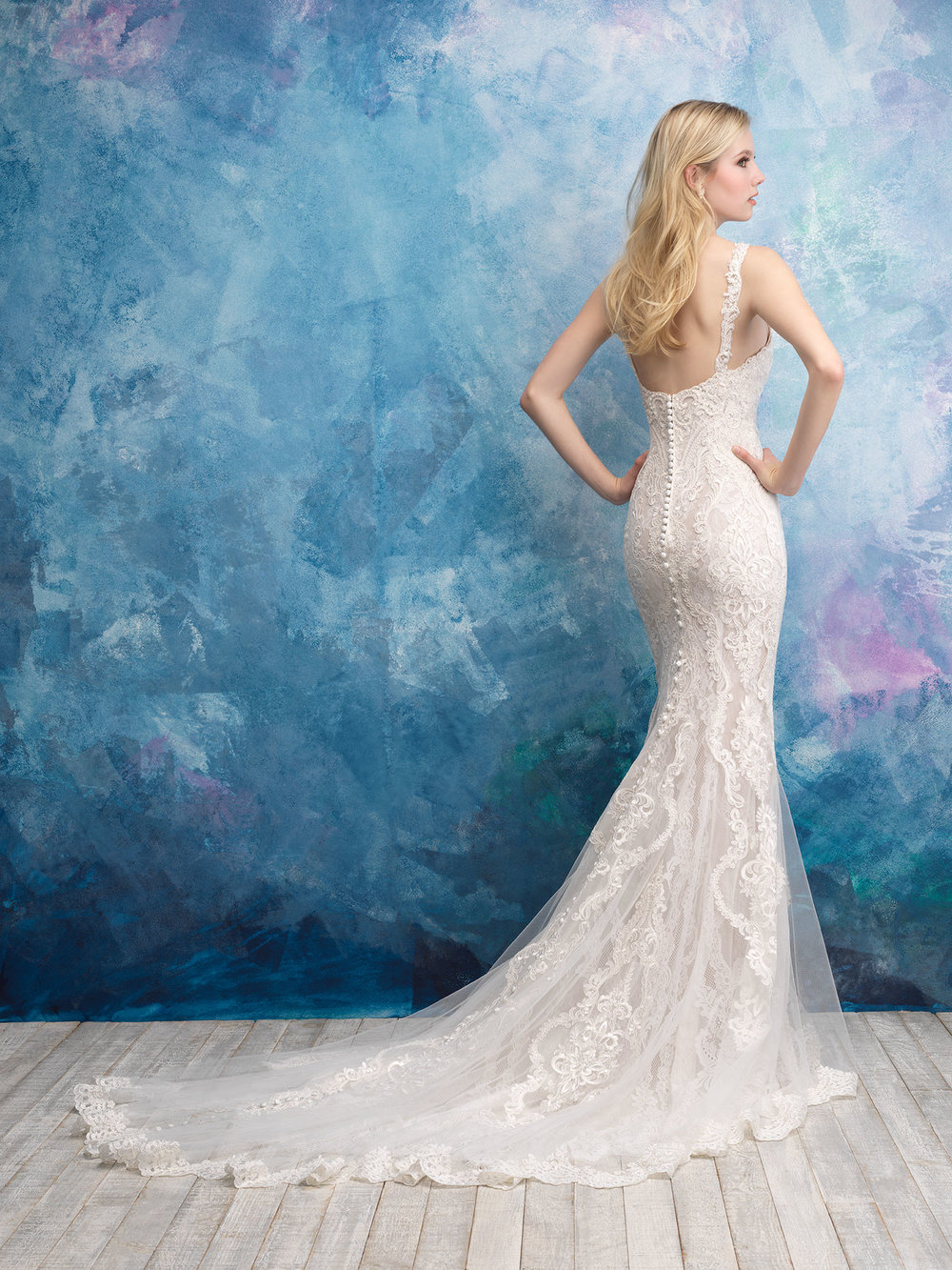 Allure Bridals 9571